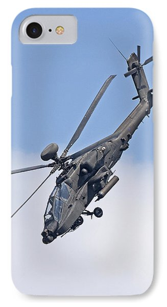 Apache Attack Helicopter IPhone Case
