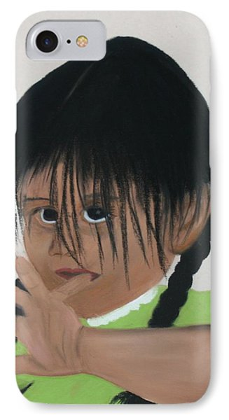 Apache Innocence IPhone Case