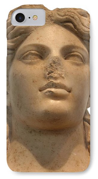 Aphrodite The Goddess Of Love And Beauty  Phone Case by Tracey Harrington-Simpson