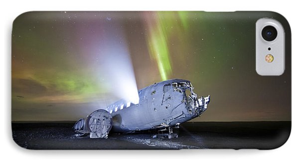 Apocalyptic Aurora IPhone Case by Timm Chapman