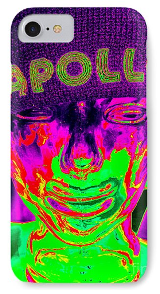 Apollo Abstract IPhone Case by Ed Weidman