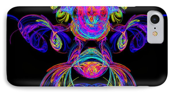 Apophysis Puppy Phone Case by Pat Follett