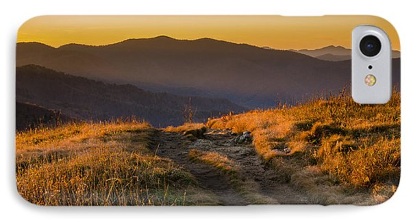 Appalachian Afternoon IPhone Case by Serge Skiba