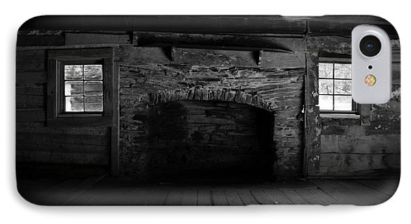 Appalachian Fireplace Phone Case by David Lee Thompson