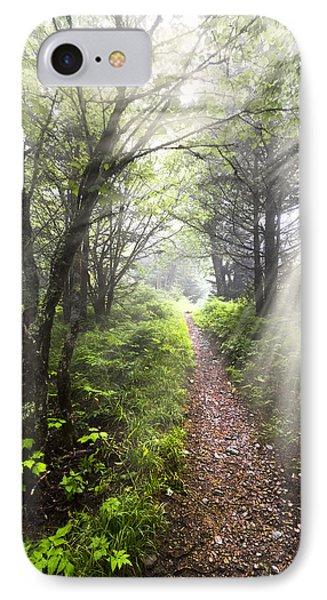 Appalachian Trail Phone Case by Debra and Dave Vanderlaan