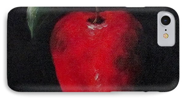 Apple 03 IPhone Case by Torrie Smiley