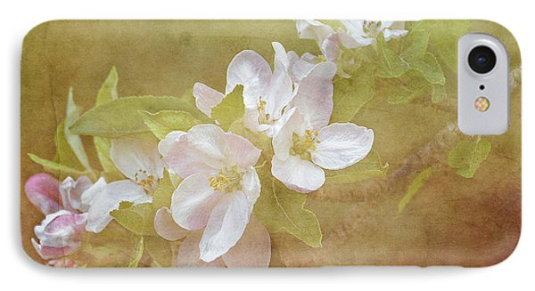 Apple Blossom Spring IPhone Case