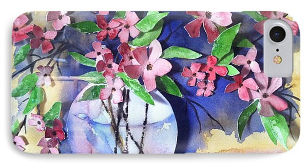 Apple Blossoms Phone Case by Sherry Harradence