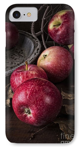 Apple Still Life IPhone Case by Edward Fielding