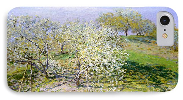 Apple Trees In Bloom 1873 IPhone Case