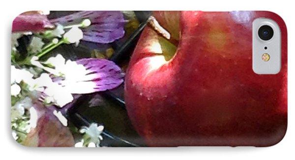 Appleflowers IPhone Case