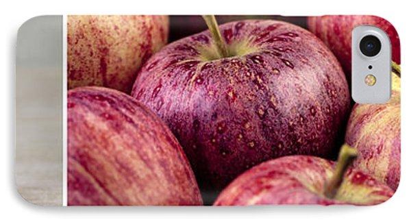 Apples 02 Phone Case by Nailia Schwarz