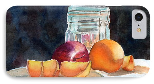 Apples And Oranges IPhone Case by Mohamed Hirji