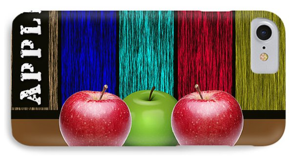 Apples IPhone Case by Marvin Blaine