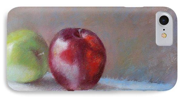 Apples Phone Case by Nancy Stutes
