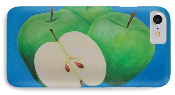 Apples Phone Case by Sven Fischer