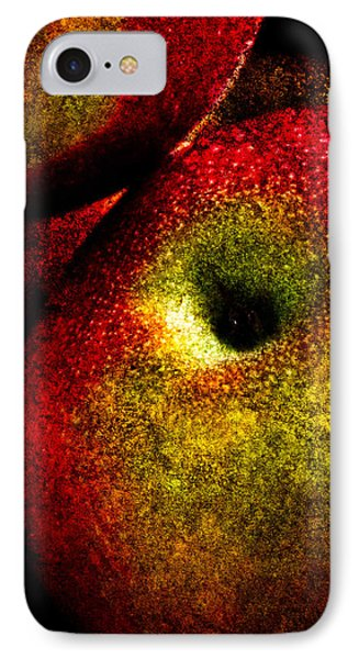 Apples Two IPhone Case by Bob Orsillo