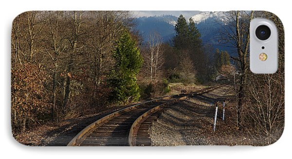 Approaching Grants Pass 1 Phone Case by Mick Anderson