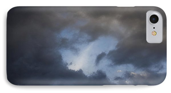 Approaching Storm Phone Case by Ron Jones