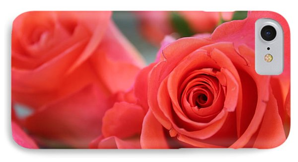 IPhone Case featuring the photograph Apricot Beauty by Judy Palkimas