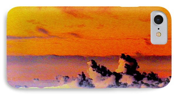 Apricot Sky IPhone Case