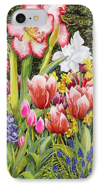 April IPhone Case by Karen Wright