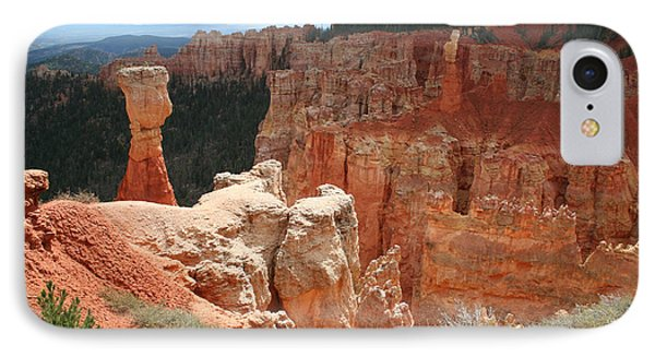 Aqua Canyon II Phone Case by Mary Gaines