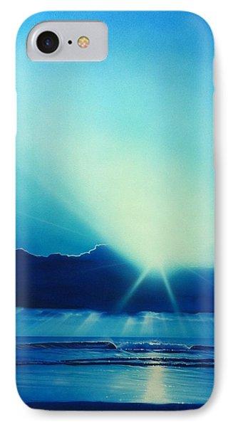 Ocean - ' Aqua Earth ' IPhone Case