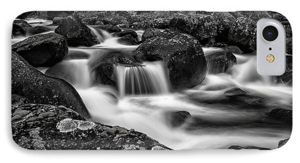 Aqua Mystic  IPhone Case by Mark Lucey