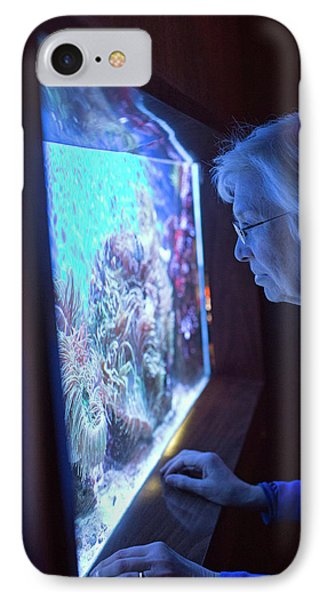 Aquarium Of Niagara IPhone Case