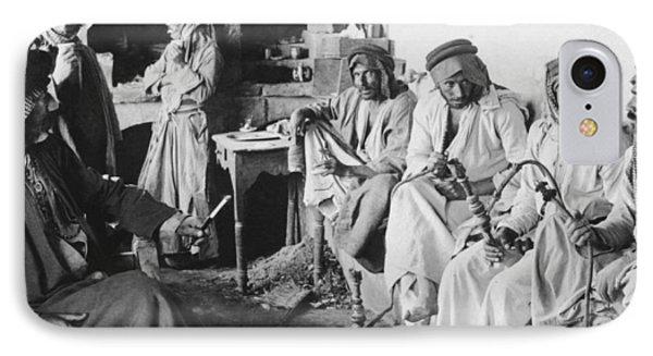Arab Men At Leisure IPhone Case