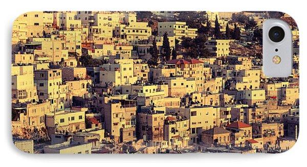 Arab Village IPhone Case by Alexey Stiop