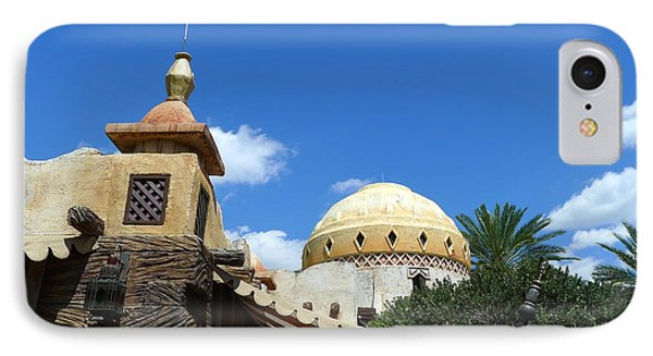 IPhone Case featuring the photograph Arabian Dome by Richard Reeve