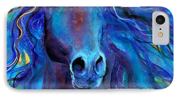 Arabian Horse #3  IPhone Case by Svetlana Novikova