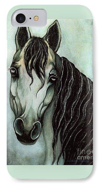 Arabian Horse  IPhone Case by Janine Riley
