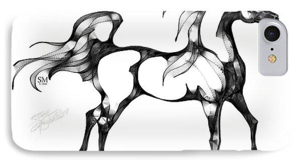 Arabian Horse Overlook IPhone Case
