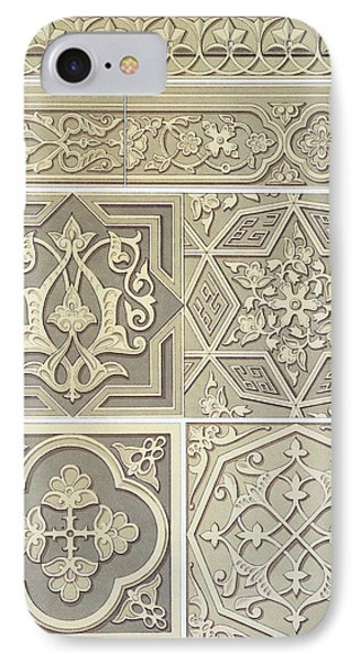 Arabic Tile Designs  Phone Case by Anonymous