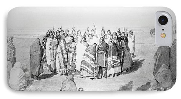 Arapaho Ghost Dance, 1891 IPhone Case