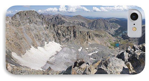 Arapaho Glacier Phone Case by Aaron Spong