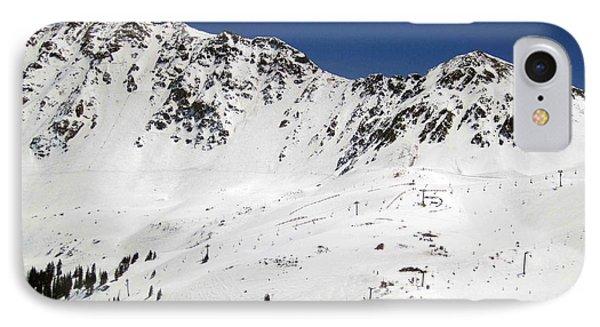 Arapahoe Basin Ski Resort - Colorado          IPhone Case