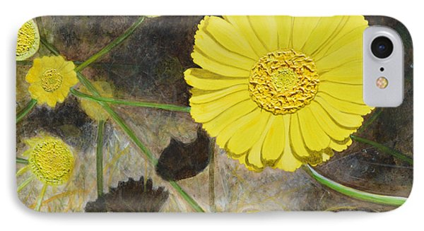 Arboretum Wild Flower  IPhone Case