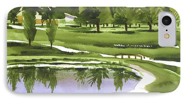 Arcadia Valley Country Club Phone Case by Kip DeVore