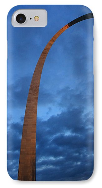 Arch Glow IPhone Case