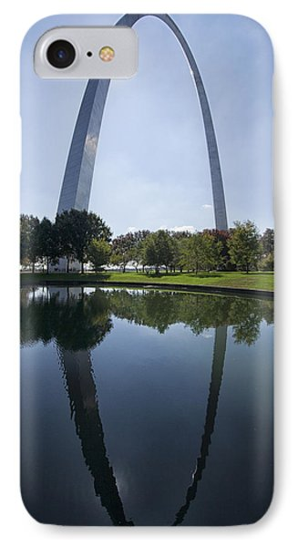 Arch Reflection IPhone Case