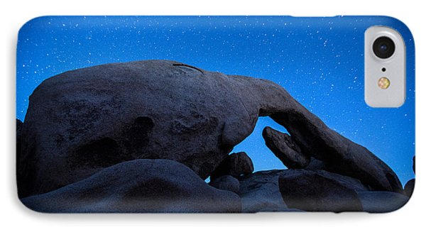 Arch Rock Starry Night 2 IPhone 7 Case by Stephen Stookey
