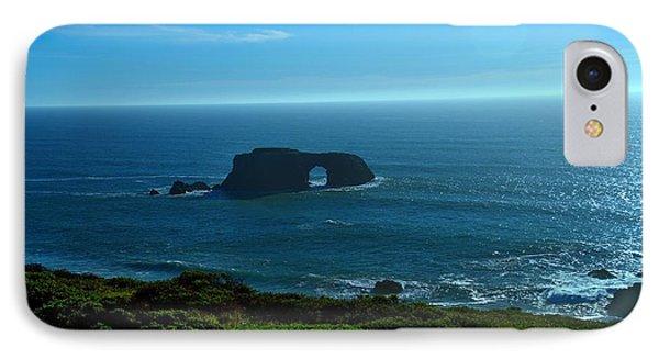 Arch Rock Vista IPhone Case