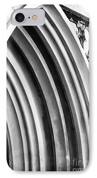 Arches At Huguenot Phone Case by John Rizzuto