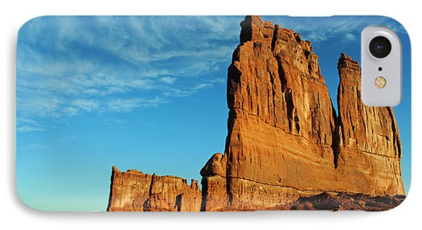 IPhone Case featuring the photograph Arches National Park 47 by Jeff Brunton