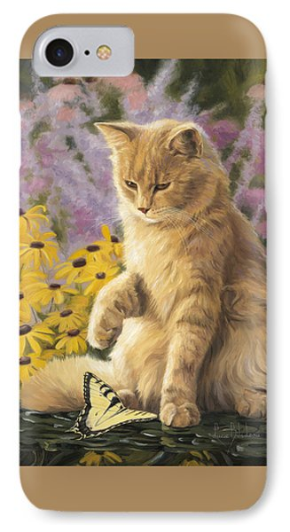 Archibald And Friend IPhone Case by Lucie Bilodeau