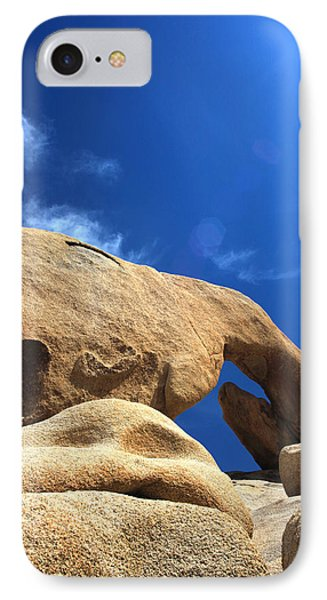 Arching So Elegantly Phone Case by Laurie Search